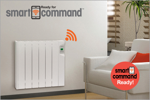 Conservatory heating electric heaters radiant panel heating for Efficient electric heating systems for homes