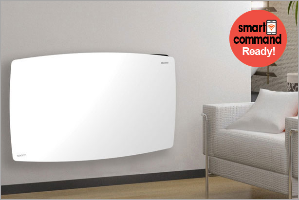 the vitro i - Designer Electric Wall Heaters
