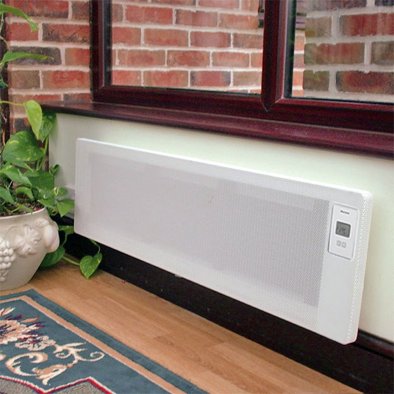 Sunrise Radiant Panel Heater Electric Conservatory Heating