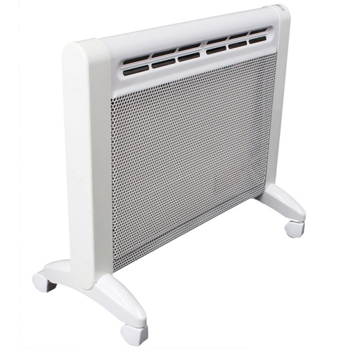 Sunburst radiant panel heater electric conservatory heating for Electric radiant heat efficiency