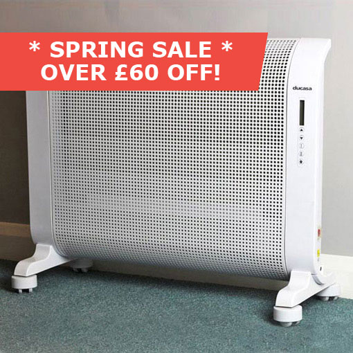 Sunray Radiant Panel Heater Electric Conservatory Heating
