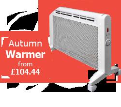 Radiant Panel Heater | Sunburst